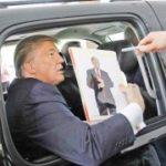 اوبر طرف ترامپ ایستاد اما زود پشیمان شد!