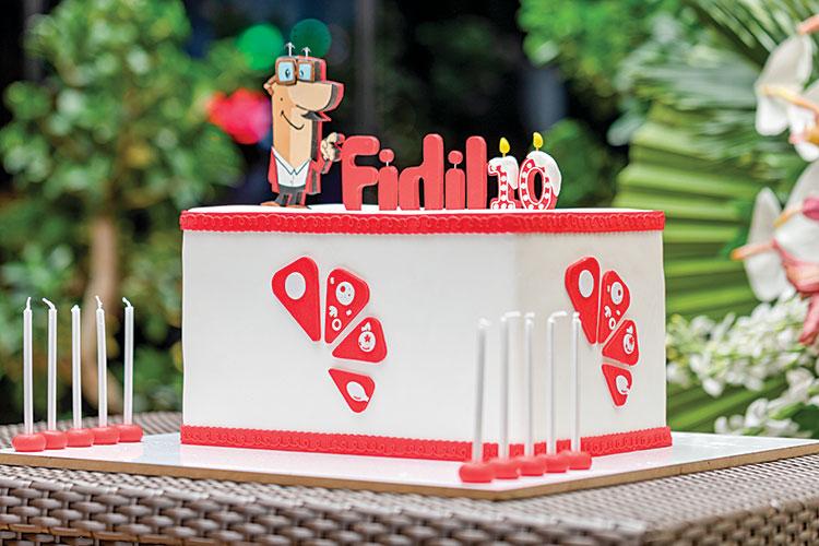 جشن تولد ۱۰ سالگی فیدیلیو