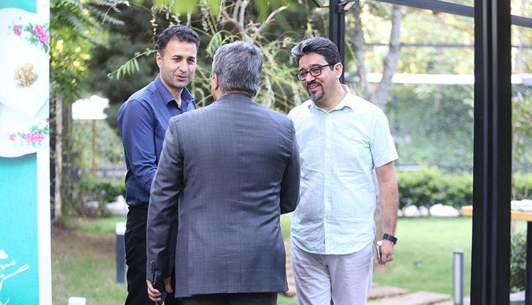 اکبر هاشمی در رویداد نون بربری