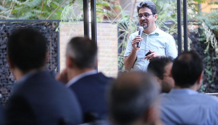 سخنرانی اکبر هاشمی در رویداد نون بربری