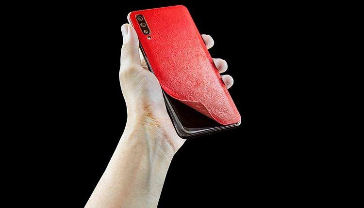 فول اسکین موبایل برند ماهوت