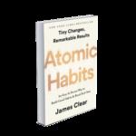 «عادتهای اتمی: روش ساده و ثابتشدهای برای ساخت عادتهای خوب و ترک عادتهای بد»، اثر جیمز کلیر(James Clear) است.