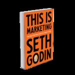 «بازاریابی این است: پیش از یادگیری نخواهید دید» توسط ست گادین(Seth Godin) کارآفرین و سخنران آمریکایی نوشته شده است. این کتاب در نوامبر ۲۰۱۸ منتشر شده و امتیاز آن در سایت گودریدز ۴/۱ است.