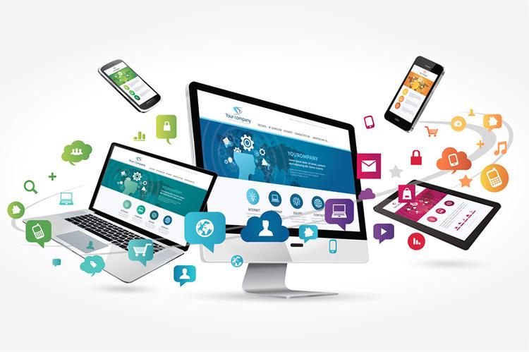 طراح وبسایت و طراح اپلیکیشن موبایل