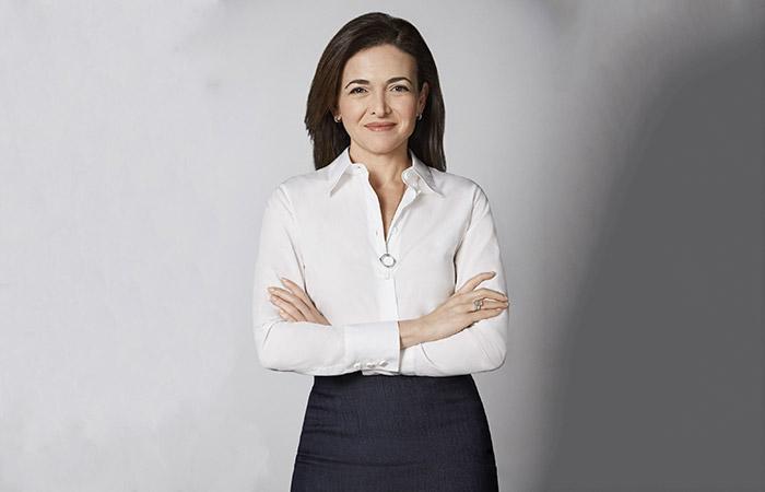 شریل سندبرگ(sheryl sandberg) مدیر ارشد عملیاتی فیس بوک