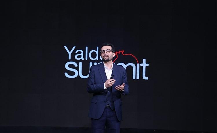ویدئو صحبتهای امید موسوی در پنجمین یلدای کارآفرینان استارتاپی