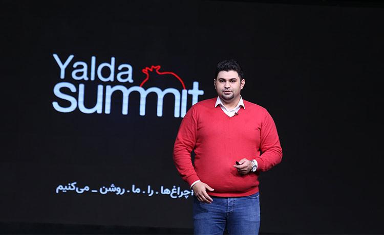 ویدئو صحبتهای علی سمر در پنجمین یلدای کارآفرینان استارتاپی